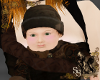 Steampunk Baby Girl Hood