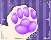 凄 paws m grape