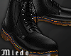 !M! Gerald Leather Boots