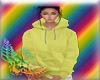 {VM}Hoodie Yellow