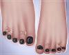 -S- Perfect Goth Feet G
