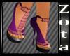 Purple(MKV)Heels