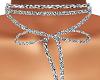 Glisten Ribbon Choker