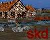 (SK) Romantic River Cabi