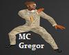 MCGregor full suit