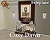 [M] Cozy Dawn Fireplace