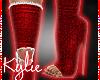 Ruby Thigh High Boots