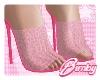 Pink Cheetah Heels