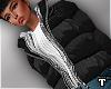 T. Black Winter Jacket