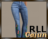FLower Power Jeans RLL