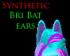 Synthetic Bri bat ears