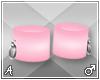A| Pink Anklets (M)