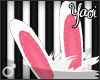 (y) M. Bunny|Pink Ears