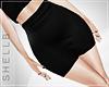 (FG) Black Skirt RL