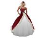 oORed Christmas Dress