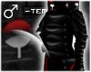 !T Uchiha ninja armor M