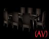 (AV) Dining Set