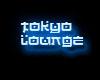 tokyo lounge neon sign