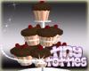 Choc Sprinkle Cupcakes