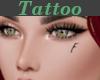 Tattoo Left Cheek F