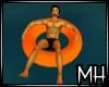 [MH] HI Orange Float