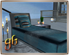 Blue Island Daybed