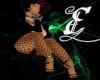 Green Energetic Heels