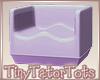 T. Purple Booster Seat