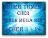"Cher Mega Mix ""Pt1"""