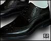 Ez| Suit Shoes (Black)