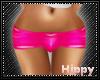 GA. Pink Booties Hippy