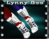 Harley Quinn Boots V2