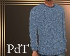 PdT Irish Lake Sweater M