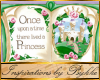 I~Princess Play Mat