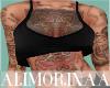 *A* Tattooed Girl Top