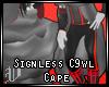 Signless C9wl Cape
