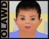 Baby Boy in Crib V1