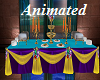 Colorful Animated Buffet