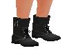 Black Steampunk shoes
