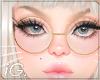 iG. Gold Glasses