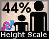 Height Scaler 44% F A