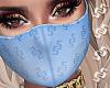 Fashion Mask ϛ5 Blue