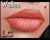 LC Welles Ultra Lips