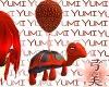 Turtle Balloon - Fire