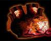 (LSC)Burnished Round Bed