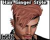Hair Ginger Style