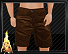 Kid Brown Short