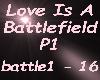 Love I A Battlefield