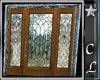 Stained Glass Door 1