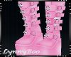 *Pink Bunny Boots
